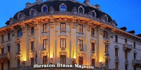 HOTEL Sheraton DIANA Majestic   Gran Galà di Capodanno - 31 Dicembre 2019 biglietti