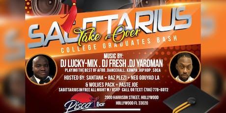 Afro Caribbean Friday's Sagittarius Take Over tickets