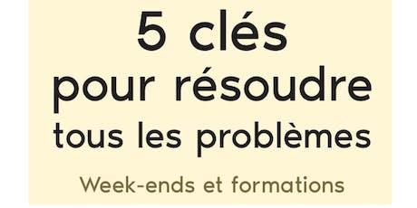 5 Clés pour résoudre tous les problèmes billets