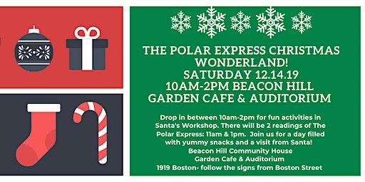The Polar Express Christmas Wonderland  at Beacon Hill