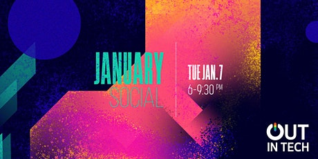 Out in Tech PDX | January Social tickets