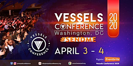 Vessels Conference 2020 tickets