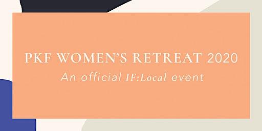 2020 PKF Womens Retreat - An IF:Local Event