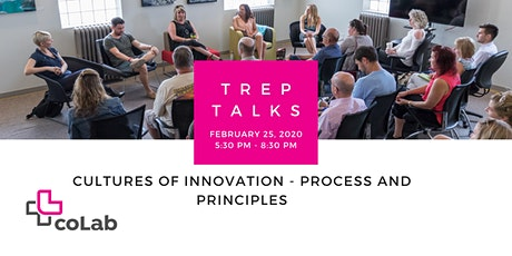 Trep Talks: Cultures of Innovation tickets