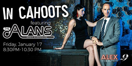 IN CAHOOTS featuring The ALANS