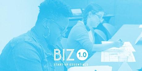 BIZ 1.0: Start-up Essentials - 2020 tickets