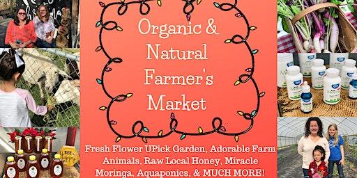 Organic, Natural, UPick Farm & Market