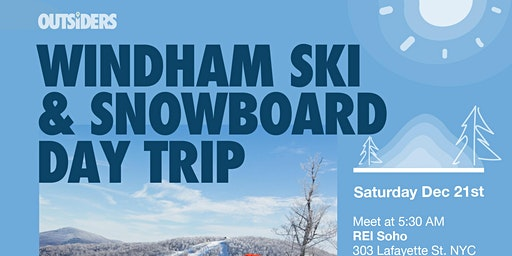 Windham Ski & Snowboard Day Trip