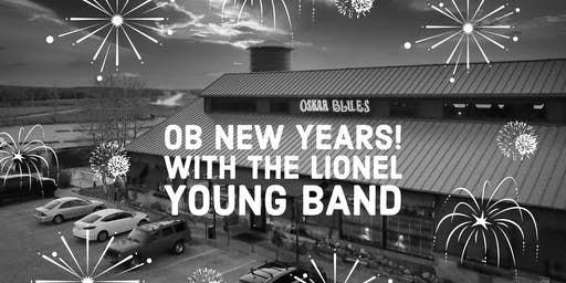 Oskar Blues New Years Eve Party with the Lionel Young Band
