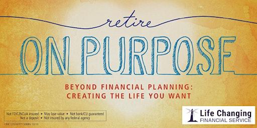 Retire On Purpose