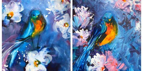 Acrylic Confidence! - One-Day Painting Workshop Toronto tickets