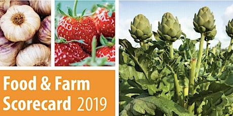 2019 Food & Farm Champions & Scorecard Release Party tickets