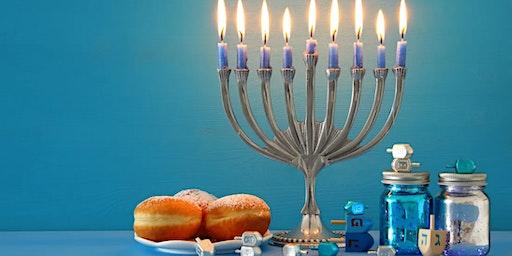 Shabbat Morning Hanukkah Craft