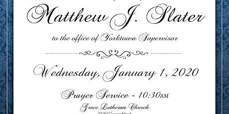 Inauguration Day Prayer Service tickets
