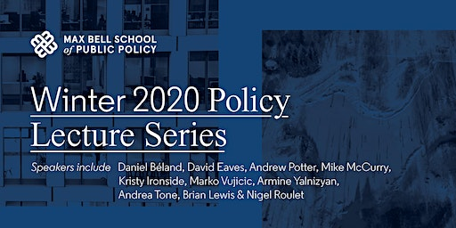 Federalism and Public Policy in Canada