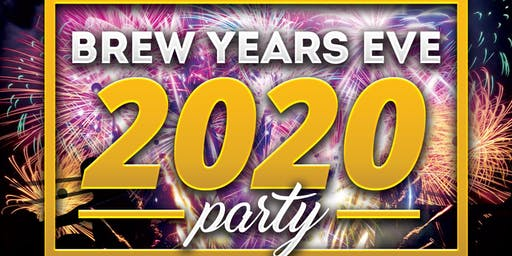 Brew Years Eve 2020 Party