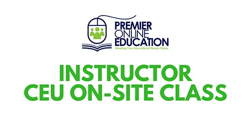 Teaching with Technology for Instructors (ONSITE)