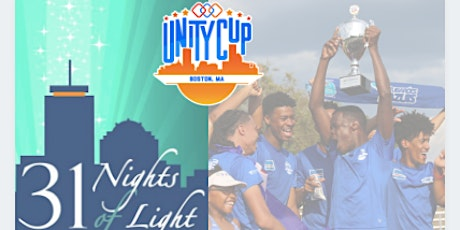 31 Nights of Light - Boston Unity Cup tickets