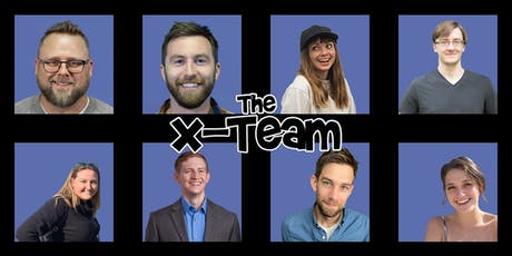 The KC Improv Comedy Show w/ The X-Team tickets
