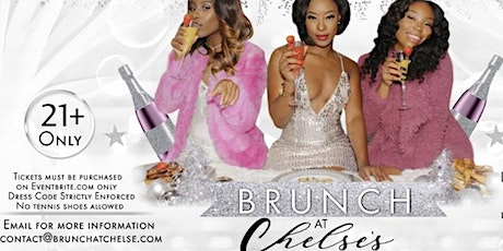 Brunch at Chelse's Holiday Pop-Up Ultimate Brunch Experience tickets