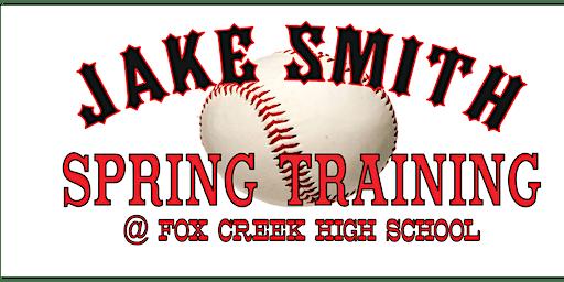 Jake Smith Spring Training