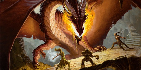 Firestorm - Dungeons & Dragons Campaign - West London tickets