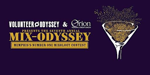 Memphis Mixology Contest, Mix-Odyssey 2020