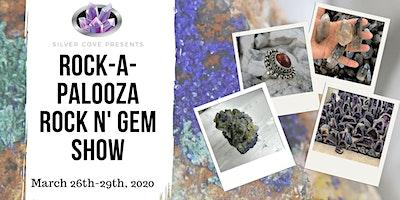 Rock-A-Palooza Rock N' Gem Show