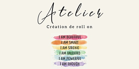Atelier Fabrication de roll on tickets
