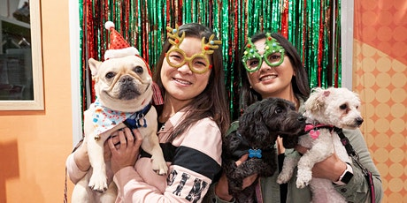 Holiday Yappy Hour at Holistic Hound tickets