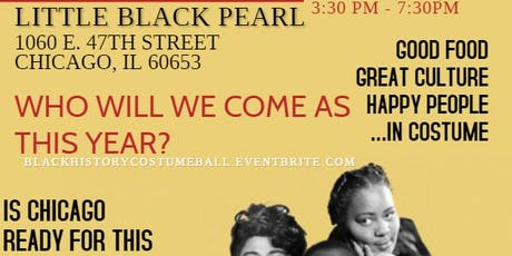 Black History in Costume - An Elegant Affair tickets
