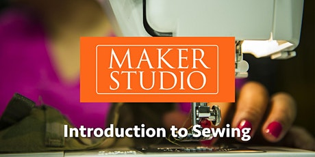 Introduction to Beginner Sewing tickets
