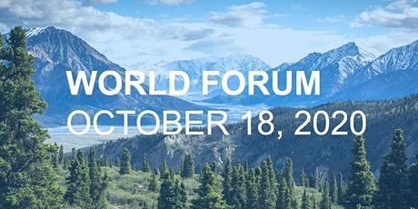 Annual World Forum: October 18, 2020 tickets