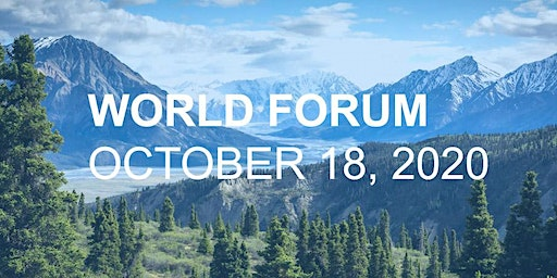 Annual World Forum: October 18, 2020