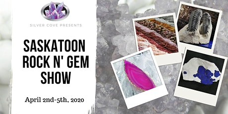 Spring Saskatoon Rock n' Gem Show tickets