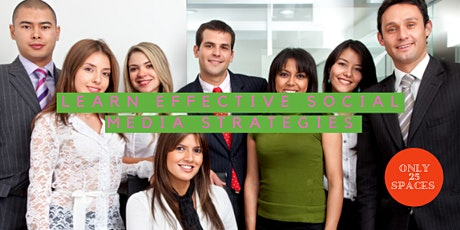 Learn How to Create Effective Social Media Strategies - Chatham, Kent tickets