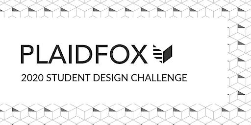 PlaidFox 2020 Student Design Challenge