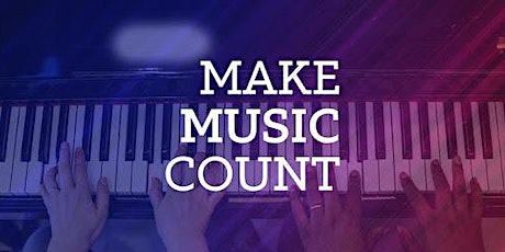 Make Music Count tickets