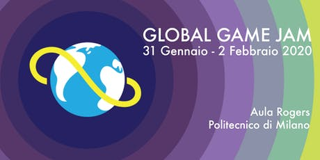 Copia di Global Game Jam @ POLIMI - 31 Gennaio - 2 Febbraio 2020 biglietti
