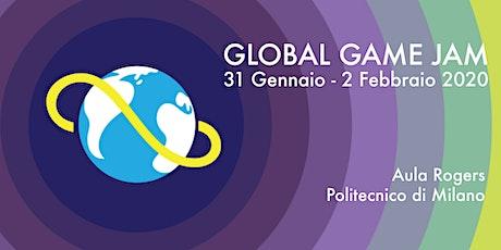 Global Game Jam @ POLIMI - 31 Gennaio - 2 Febbraio 2020 biglietti