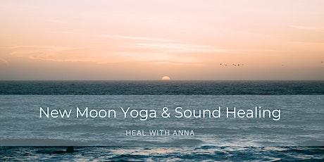 New Moon Yoga & Sound Healing tickets
