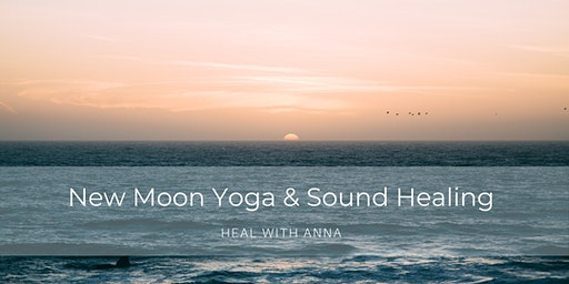 Co-ed New Moon Yoga & Sound Healing