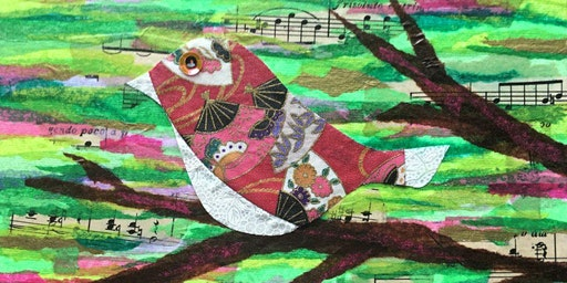 Mixed Media Workshop: Songbird
