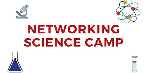Merienda de Networking Science Camp