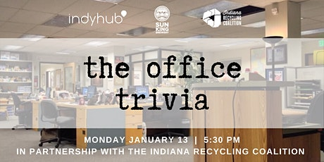 IndyHub's Think & Drink   The Office© Trivia  tickets