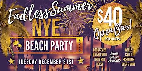 Santa Barbara Sharkeez New Years Eve Open Bar 2020 tickets
