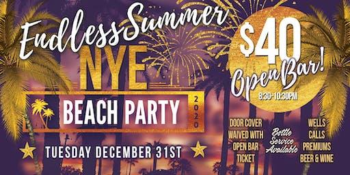 Santa Barbara Sharkeez New Years Eve Open Bar 2020