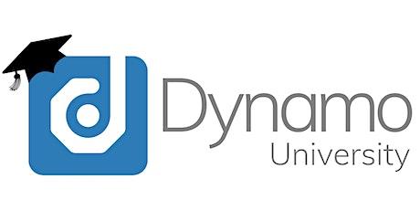 Dynamo University 2020 tickets
