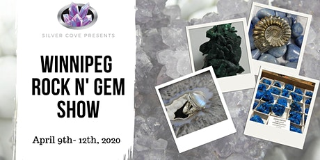 The Winnipeg Spring Rock n' Gem Show tickets