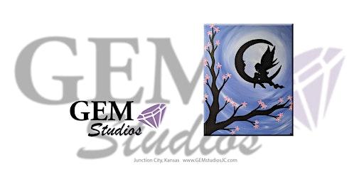 Painting - Moon Fairy